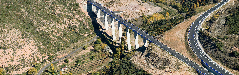Copisa construción carretera Nueno-Congosto de Isuela