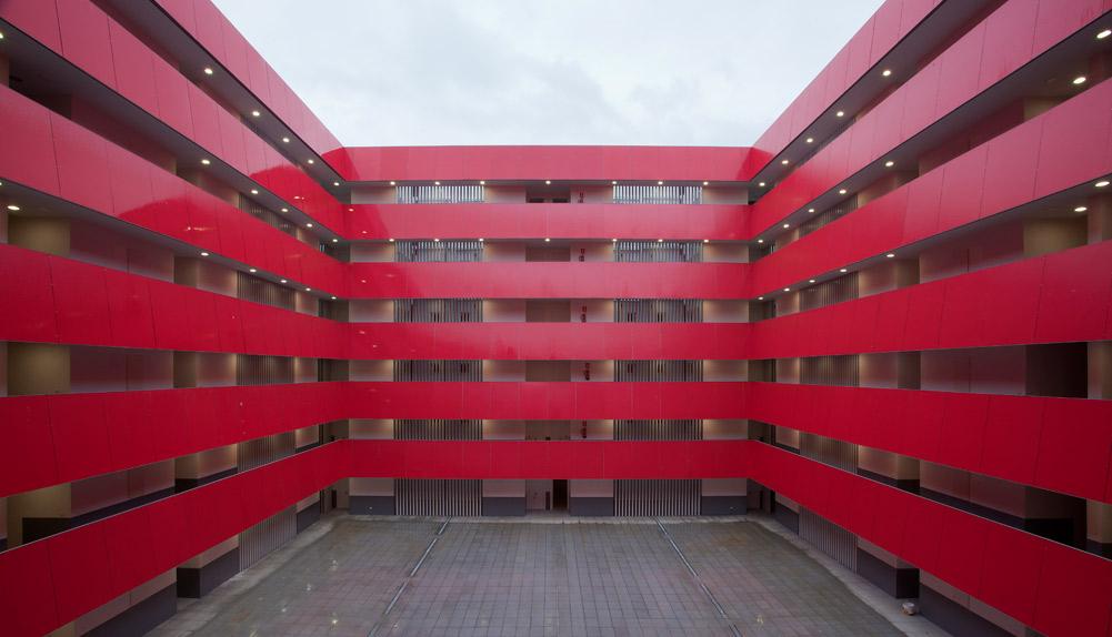 Construcción viviendas en Cádiz - Copisa