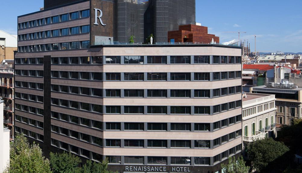 Rehabilitación Hotel Renaissance - Copisa